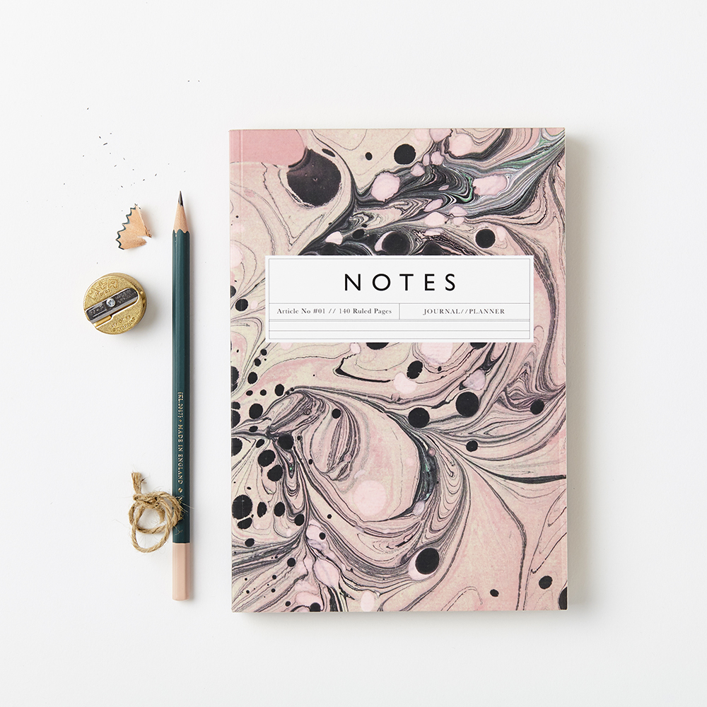 Blog Graphiste Papeterie Passion Carnet Shopping Slow life Katie Leamon