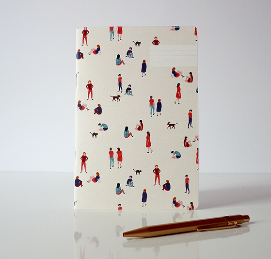 Blog Graphiste Papeterie Passion Carnet Shopping Slow life season paper